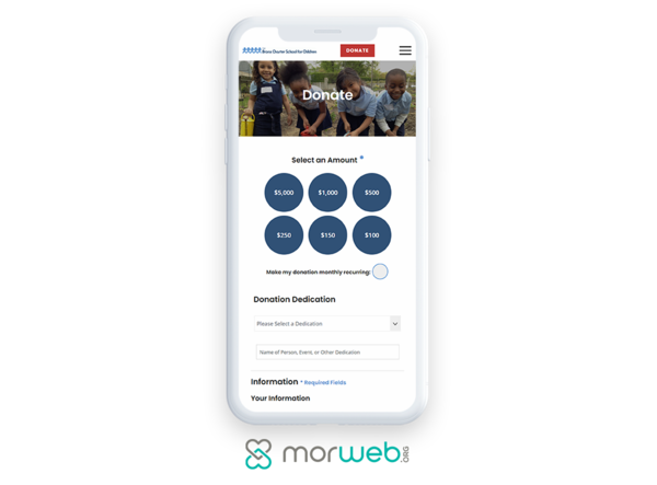 Morweb-Handbid-6-Proven-Ways-to-Improve-Your-Nonprofits-Donation-Page-mobile-optimized