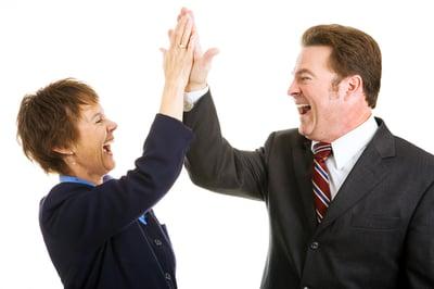 Happy Handbid Users
