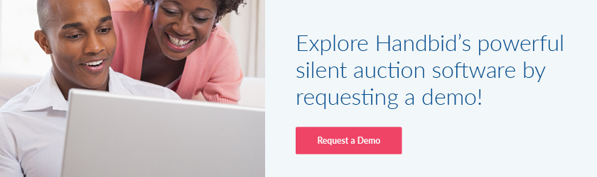 Explore Handbid's powerful auction software by requesting a demo!